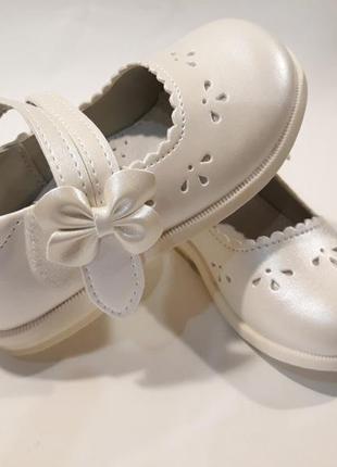 Нарядные туфельки   для маленьких принцес  clibee (румыния)  р.19-24 цена 310 гр.4