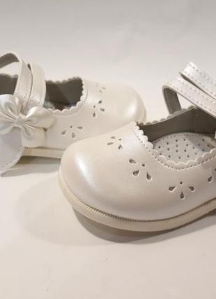 Нарядные туфельки   для маленьких принцес  clibee (румыния)  р.19-24 цена 310 гр.5
