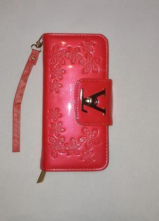 Ярко-розовый неоновый кошелёк4