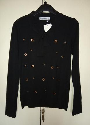 Кофта zara, р.s. новый джемпер, пуловер, свитер