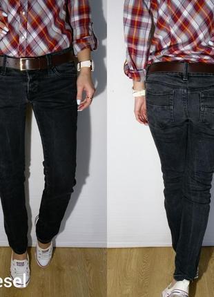 Крутые плотные джинсы diesel