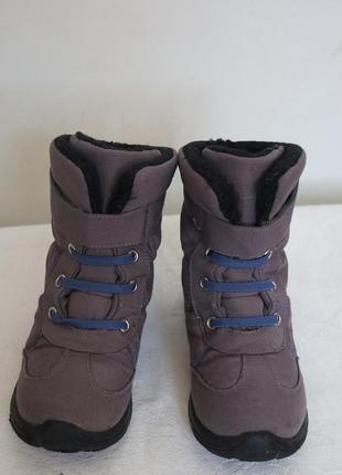 Легчайшие ботиночки kamik