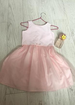 Платье 6x картерс