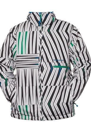 Чоловіча гірськолижна куртка belowzero w12 381022 m zebra