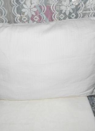 Подушки синтапон размер 50*70- 2 шт