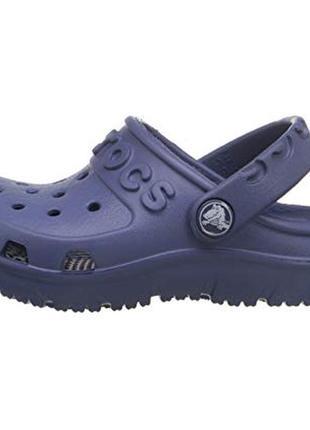 Crocs hilo 10с кроксы мальчику оригинал америка крокс