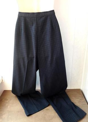 Дешево! супер брюки классика marks & spencer (брючки  / штаны)