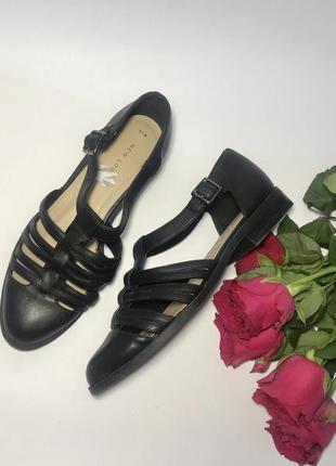New look стильные сандалии-лофферы новые 38 размер