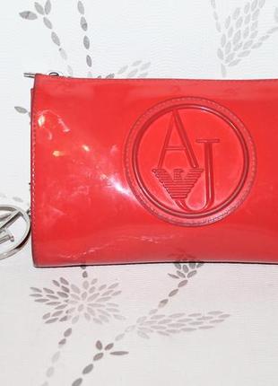 Оригинальный клатч/кроссбоди armani jeans1