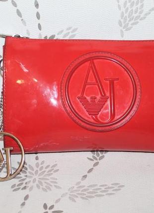 Оригинальный клатч/кроссбоди armani jeans5