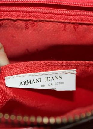 Оригинальный клатч/кроссбоди armani jeans6