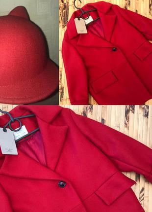 Модное пальто 8 лет zara