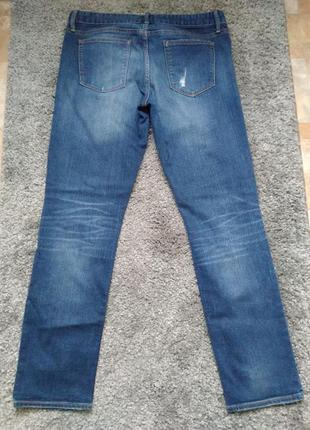 Крутые мужские джинсы gap.2