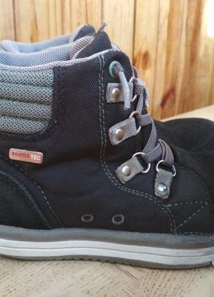 Демисезонные ботинки reima. размер 29.