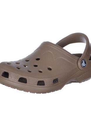 Сабо crocs roomy fit - сша. оригинал.