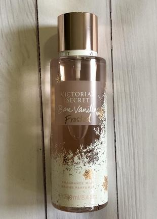 Мист victorias secret bare vanilla frosted, 250ml