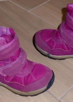 Зимние термо ботинки viking gore tex 25 р