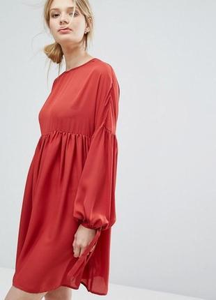 Свободное платье от lost ink