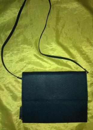 Новая стильная сумка-планшет , кроссбоди the collection john lewis1 фото