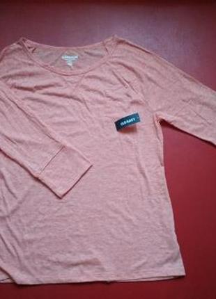 Тонкая кофта / футболка old navy {50 р} джемпер новый, пуловер
