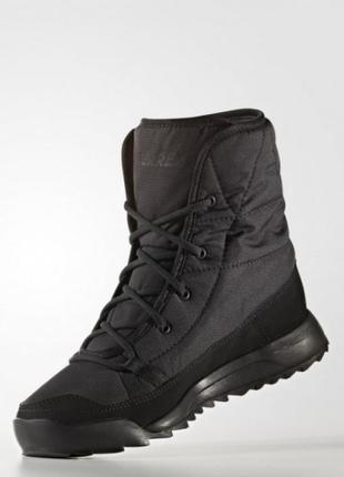 Ботинки adidas terrex choleah padded climaproof w s80748