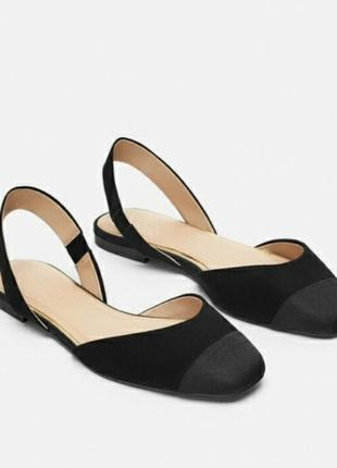 Стильные туфли босоножки балетки