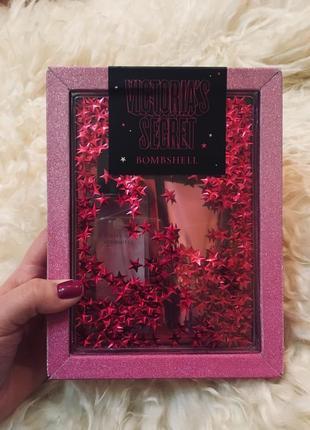 Подарочный набор victoria secret мист лосьон спрей для тела виктория сикрет