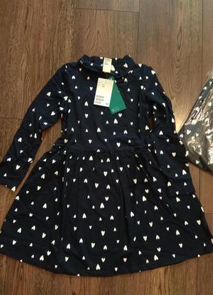 Трикотажные платья-гольфы h&m