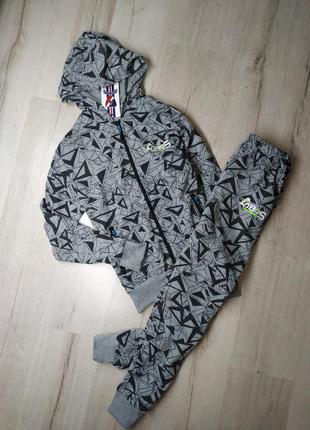 Подростковый спортивный костюм для мальчика, детский костюм, для хлопців 134-164