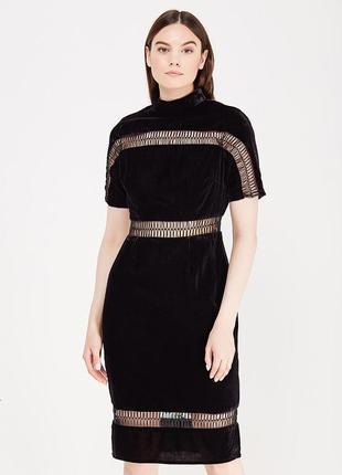 Эффектное вечернее платье от lost ink