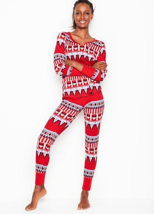 Мягенькая пижама от victoria's secret