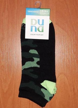 Детские носки тм дюна заниженные