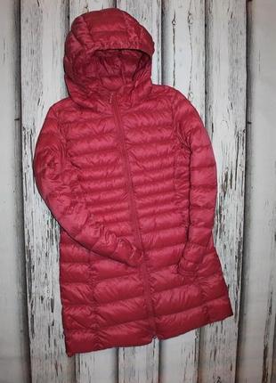Ультра легкий пуховик пальто куртка uniqlo p. m