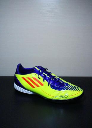 Оригинал adidas футбольная обувь f10 trx tf g40278 кроссовки сороконожки бутсы