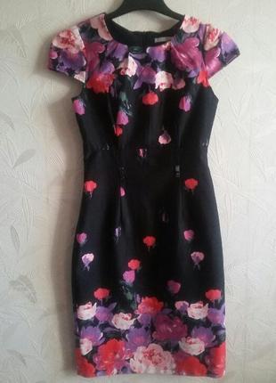 Платье, 40-42, cotton,  elastan, tu