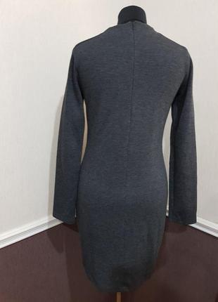 Теплое платье zara2