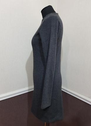 Теплое платье zara3