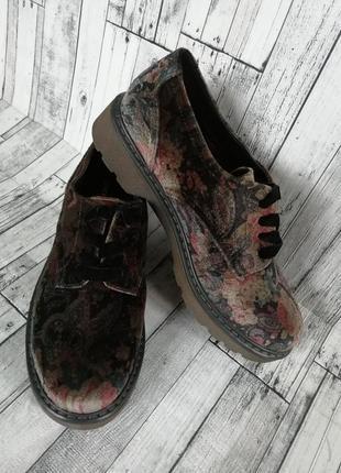 💠очень красивые и стильные ботинки от graceland