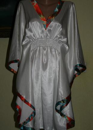 Роскошный халат-кимоно для дома feel free london