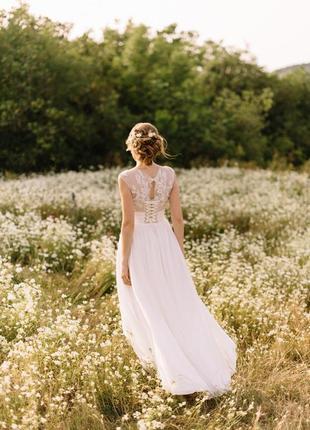 Свадебное платье crystal design