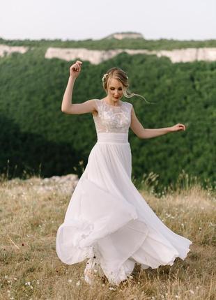 Свадебное платье crystal design2 фото