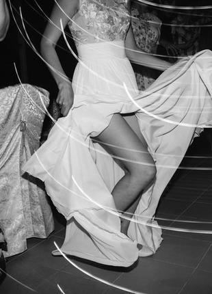 Свадебное платье crystal design4 фото