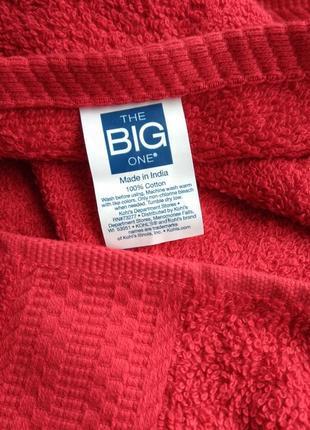 Новое банное полотенце, американского бренда