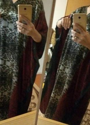 Платье кафтан ns2 фото