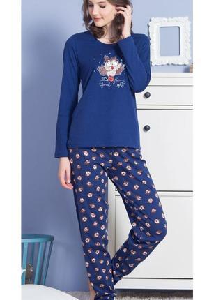 Пижама Vienetta Secret 2019 - купить недорого вещи в интернет ... 22228dea61426