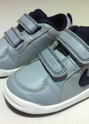 Кожаные кроссовки nike размер 23-23,5 👟 оригинал !!!