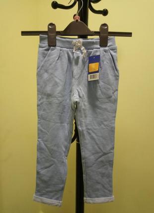 Теплые детские штаны lupilu