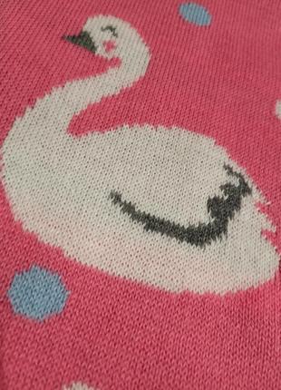 Новые теплые штаны лосины на девочку для девочки4 фото