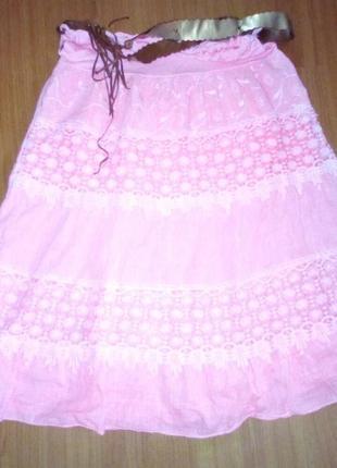 Нежая юбка