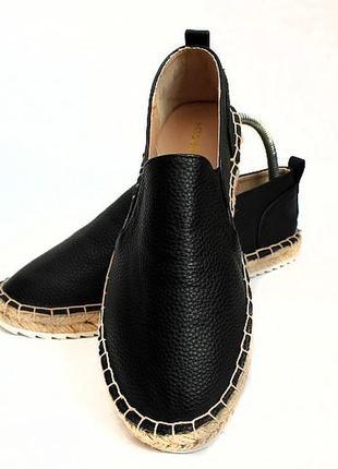 Эспадрильи head over heels. стелька 24,5 см